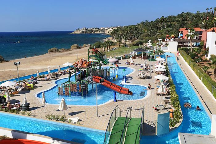 Aqua Sol Holiday Village 4* (Аква Сол Холидей Виладж) Кипр. Отзывы, фото, цены