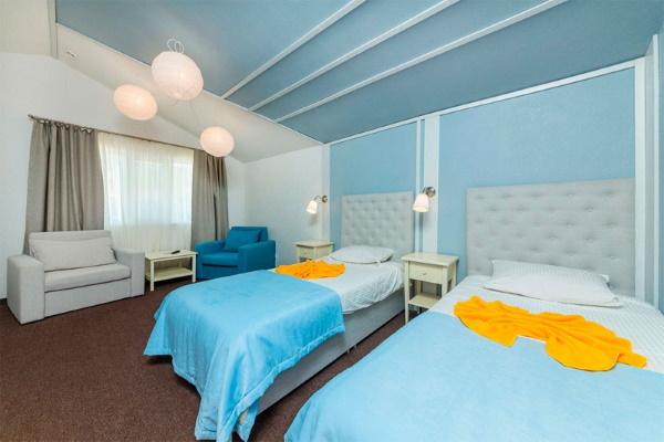 Дача del Sol 4* (отель Дача дель Соль) Анапа. Отзывы, фото, цены