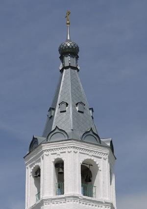 Храм Иоанна Златоуста, Годеново. Животворящий крест, святыни, расписание богослужений, фото, история