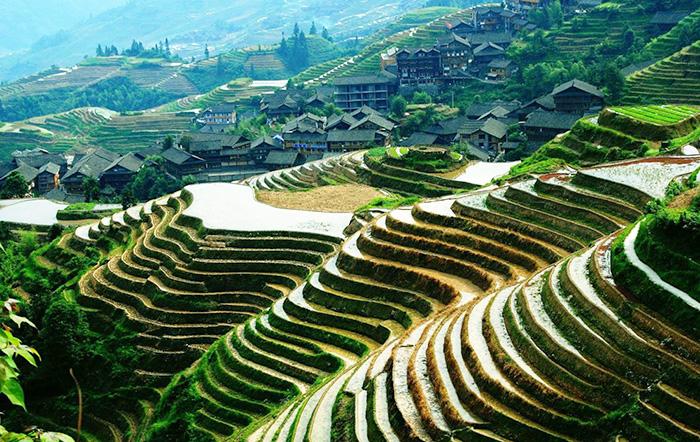 Китай красивые места. Фото самые интересные, необычные