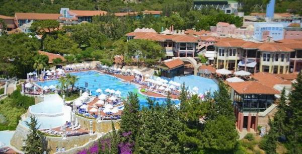 Liberty Hotels Lykia HV-1 (Либерти Хотелс Ликия) Турция/Фетхие. Отзывы, фото, цены