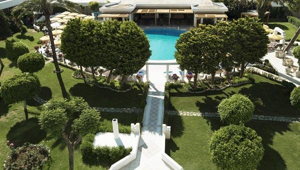 Mitsis Grand Hotel 5* (Митсис Гранд отель) Греция/Родос. Отзывы, фото