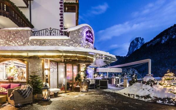 Горнолыжный курорт Ортизеи. Схема трасс, отели, цены и отзывы