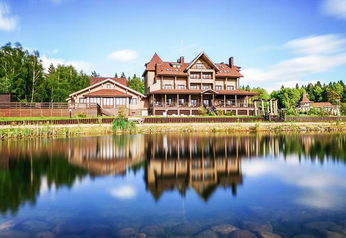 Загородный эко-отель Лепота. Отзывы, фото, цены