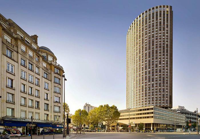 Отели с видом на Эйфелеву башню из номеров в Париже. Список лучших