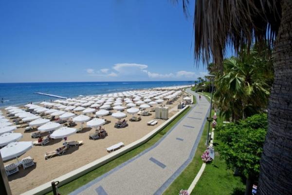 Barut Hemera 5* (отель Барут Хемера) Турция/Сиде. Отзывы, фото