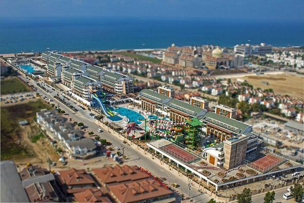 Crystal Waterworld Resort & Spa 5*, Турция, Белек. Отзывы, фото, цены