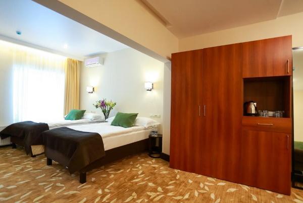 Garden Hotel & Spa 3* (Гарден Спа отель) Чебоксары. Отзывы, фото