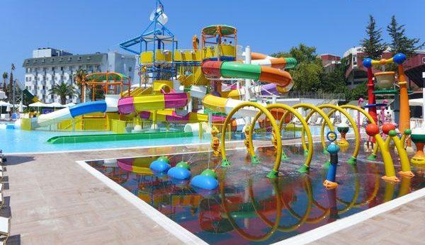 Justiniano Club Park Conti 5* (Джустиниано Парк Конти) Турция/Алания. Отзывы, фото, цены