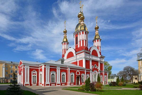 Казанский мужской монастырь, Тамбов. Расписание, фото, история, адрес