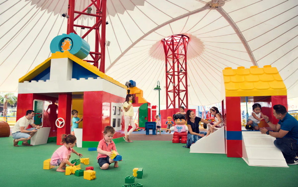 ЛегоЛенд, Дубай (Legoland Dubai). Отзывы, цена, как добраться