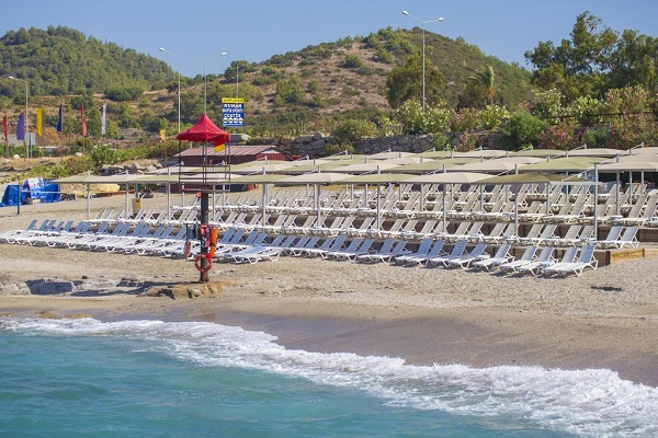 Beach Club Doganay 5* (Бич Клаб Доганай) Турция/Алания. Отзывы, фото, цены