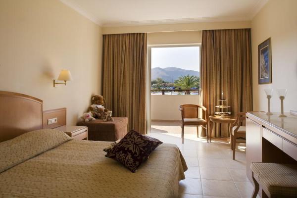 Pilot Beach Resort and Spa 5* (Пилот Бич Резорт) Греция/Крит. Отзывы, фото отеля