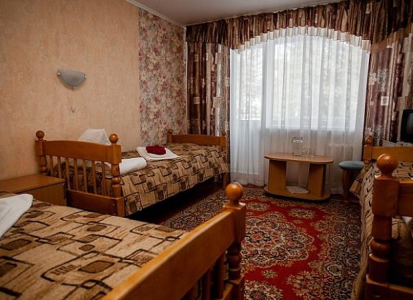 Санаторий Сосновый бор, Зудилово. Цены с лечением