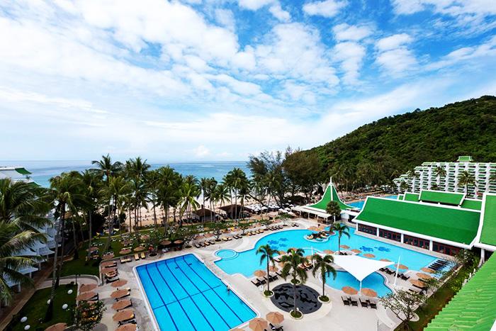 Le Meridien Phuket Beach Resort 5* Таиланд. Отзывы, фото отеля, цена