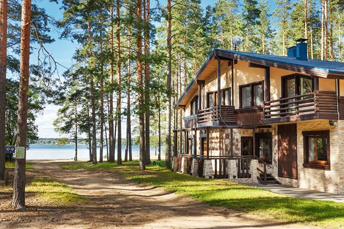 Базы отдыха в Ленобласти на берегу озера с бассейном. Цены 2020, отзывы