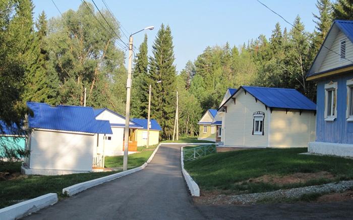 Базы отдыха в Удмуртии с бассейном летом, зимой. Цены, отзывы