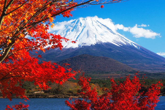 Гора Фудзияма (Фудзи, Фуджи) в Японии. Фото, интересные факты