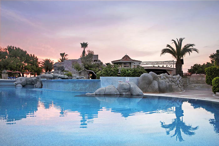 Отель Marti Myra 5* Турция, Кемер. Фото, цены, отзывы