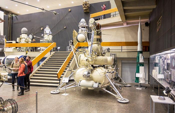 Музей космонавтики в Калуге. График работы, фото, цены, отзывы