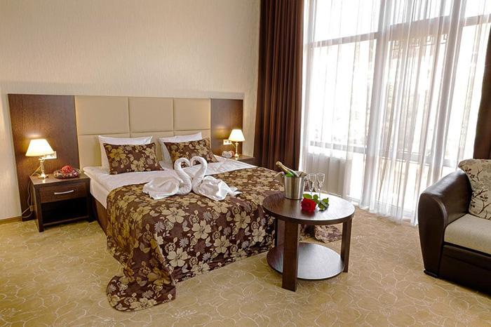 Отель Калифорния, Геленджик. Фото, цены, отзывы