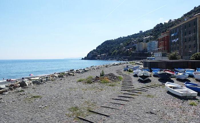 Пляжи Генуи: Принчипе и другие. Фото, отзывы туристов, карта, как добраться