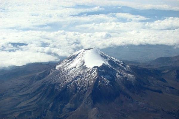 Вулкан Орисаба. Где находится, карта, координаты, действующий или потухший