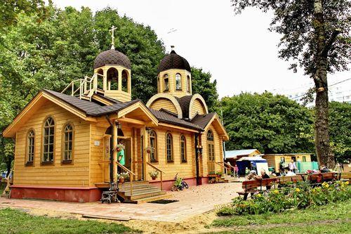 Храм Федора Ушакова в Перово. Расписание богослужений, настоятель, как добраться