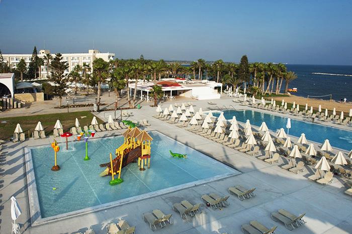 Louis Phaethon Beach 4*, Кипр, Пафос. Отзывы, фото отеля, цены