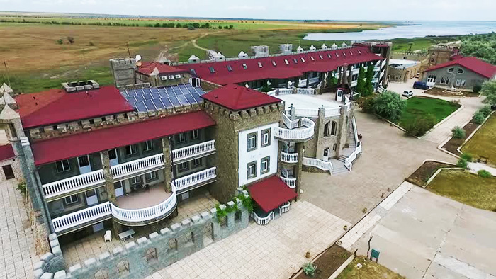 Отель Викинг, Крым, Беляус. Фото, отзывы, цены
