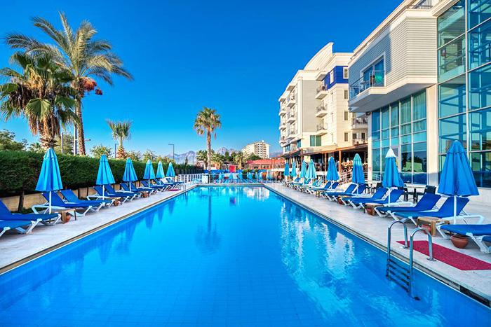Sealife Family Resort 5*, Турция, Анталия. Отзывы, цены, фото