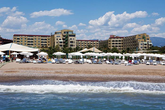Silence Beach Resort 5*, Турция, Сиде. Отзывы, фото, цены