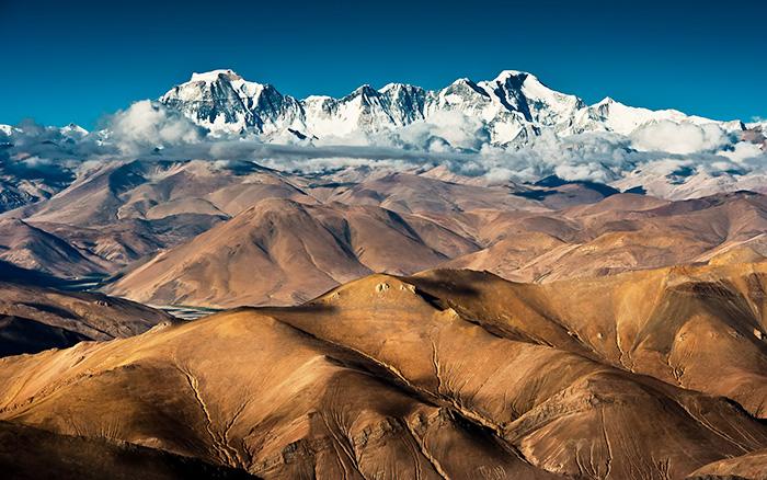Тибет. Фото, где находится страна на карте мира, что посмотреть