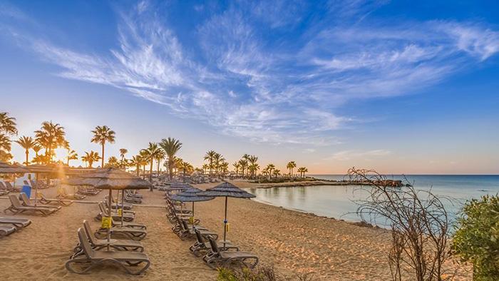 Adams Beach Hotel 5*, Кипр, Айя-Напа. Отзывы, фото отеля, цены