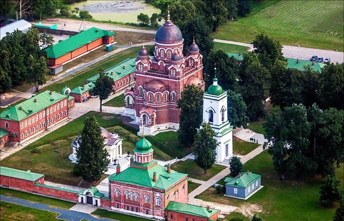 Музей-заповедник Бородинское поле. Фото, где находится, памятники