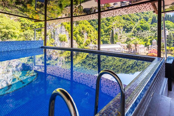 Гранд Афон отель, Абхазия. Цены, отзывы