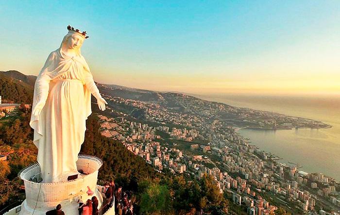 Ливан. Страна на карте мира, фото, столица, достопримечательности
