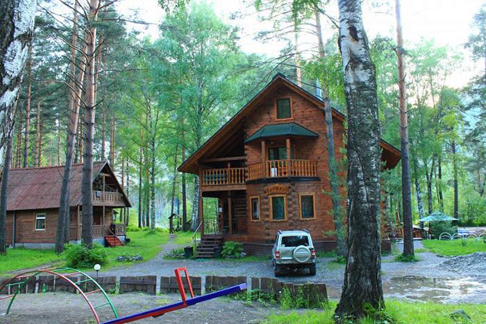 База отдыха «Любава», Горный Алтай. Цены, фото, отзывы