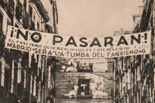 Но пасаран! Как переводится ¡No pasarán! на русский язык, что значит, как пишется