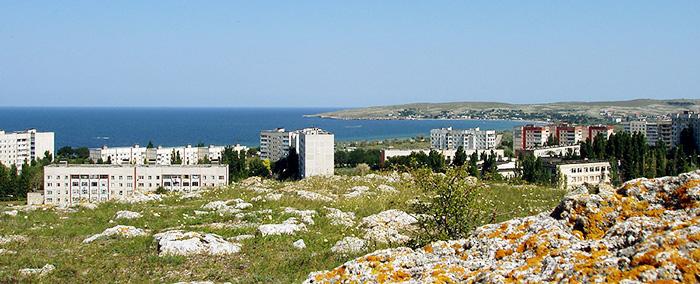 Пансионат Азовский в Крыму. Отдых, цены, фото
