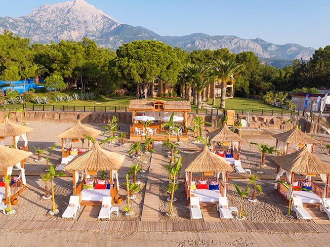 Pirate's Beach Club 5*, Кемер, Турция. Отзывы, фото, цены