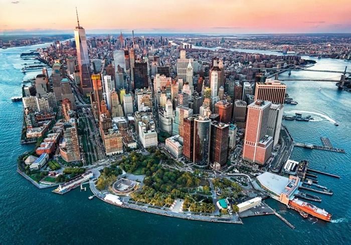 Самые большие города на Земле по населению, площади, протяженности