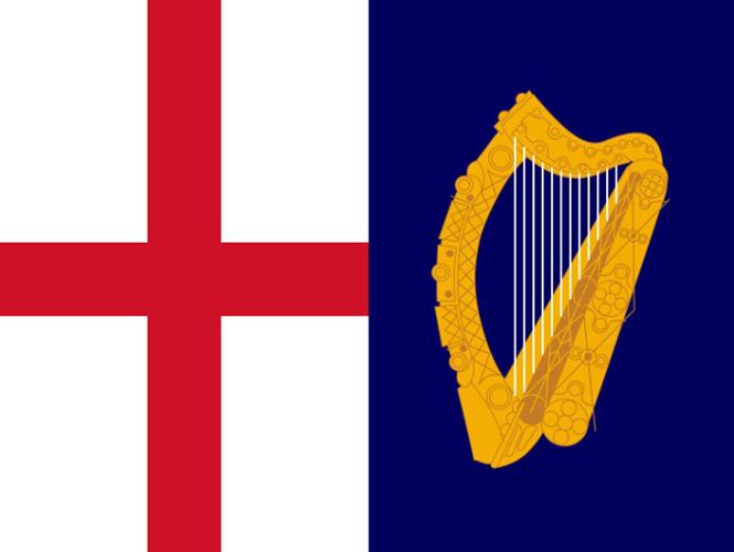 Флаг Ирландии. История, фото, значение
