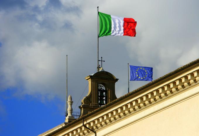 Флаг Италии. Фото, значение, история