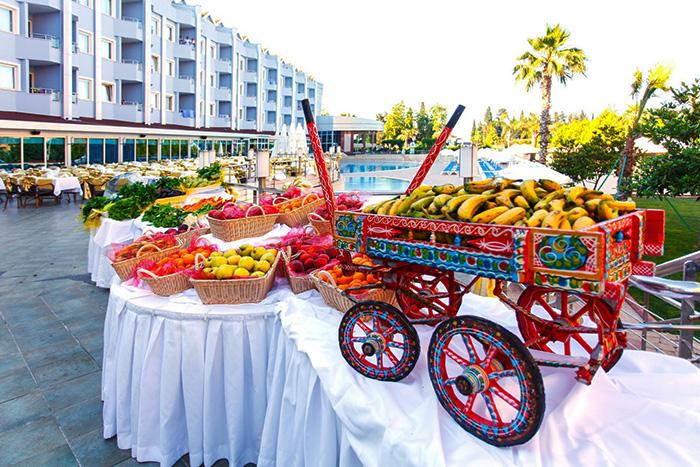 Grand Haber 5* (Гранд Хабер) отель, Кемер, Турция. Отзывы