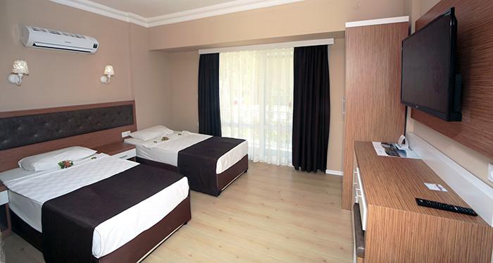 Incekum Su Hotel 4* (Инжекум Су) отель Алания, Турция. Отзывы