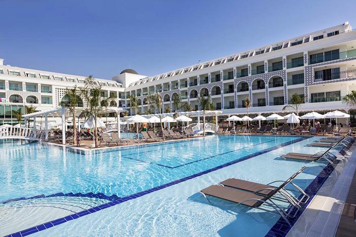 Karmir Resort & SPA 5* (Кармир Резорт СПА) Кемер, Турция. Отзывы