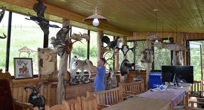 Олений парк, Липецкая область. Отзывы, цена