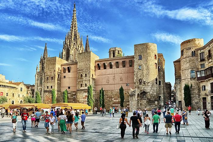 Отдых в Барселоне. Фото, отзывы