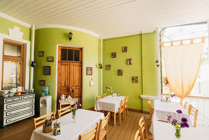 Отель Федор Шаляпин в Евпатории. Отзывы, цена